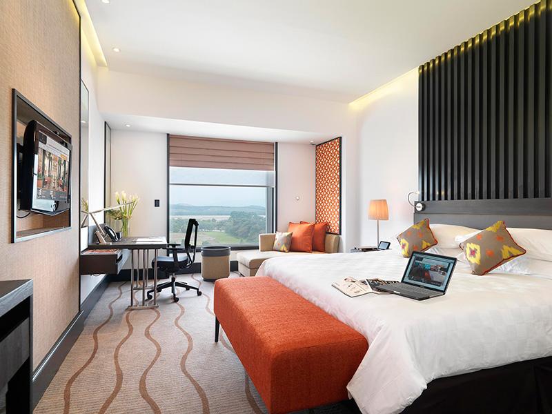 Deluxe room, Sama-Sama Hotel