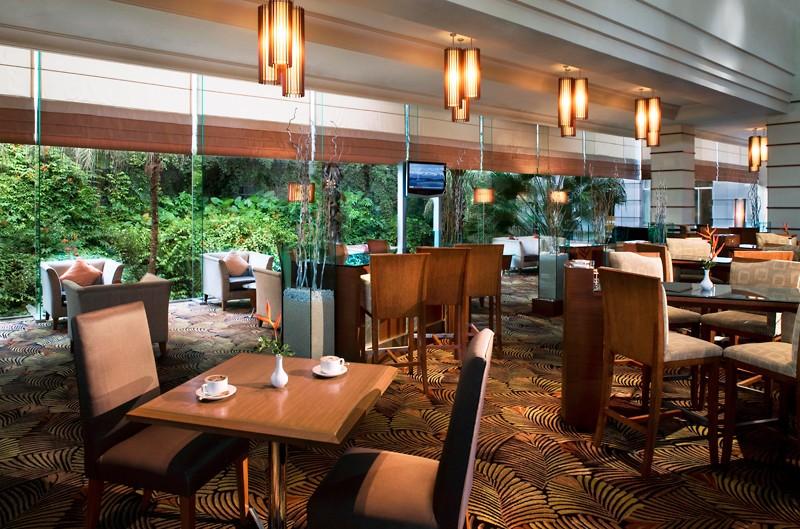 Palmz Lounge, Sama-Sama Hotel