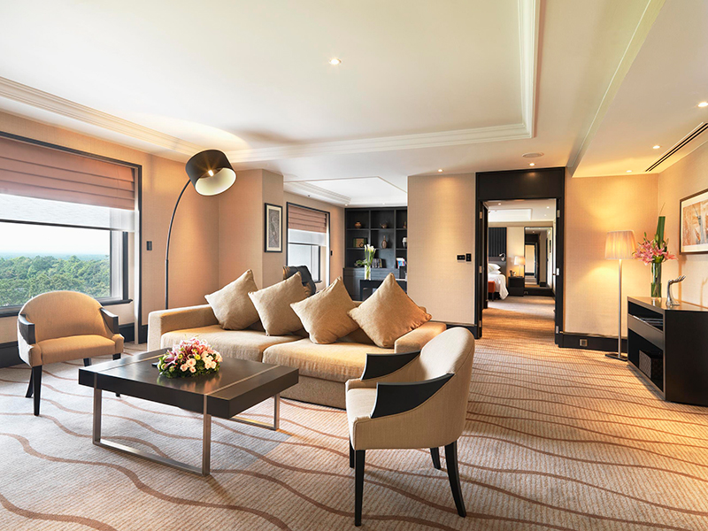 Living Room Suits : Sama-Sama Hotel KLIA, prize winning 5-star hotel next to ...
