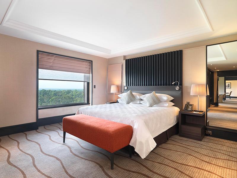 Presidential suite, Sama-Sama Hotel