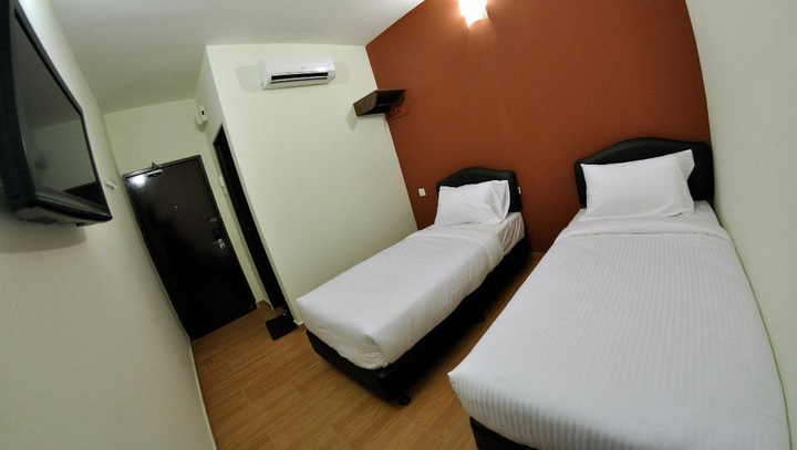 Twin standard, Sepang Budget Hotel