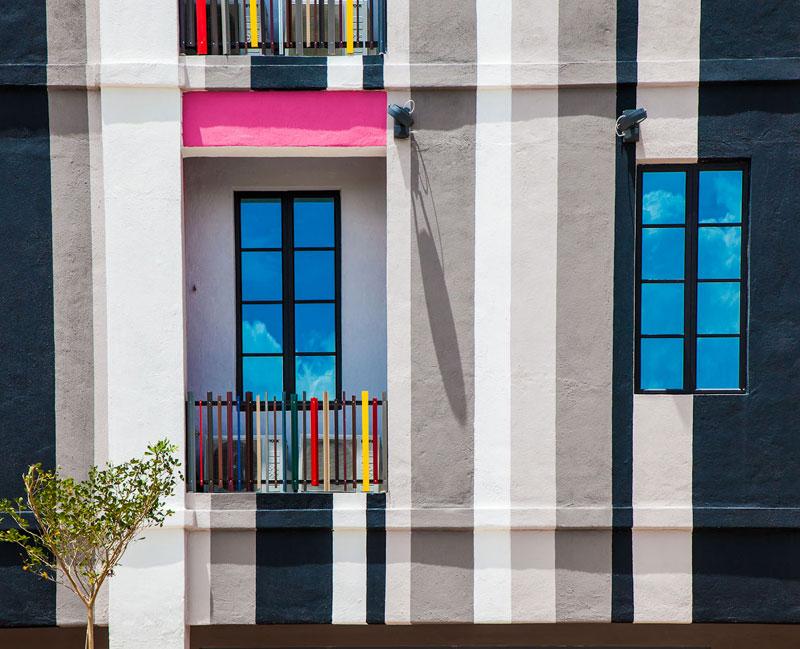 Facade, The YouniQ Hotel