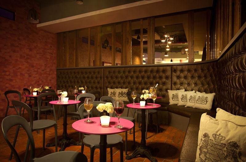 Dining area, The YouniQ Hotel