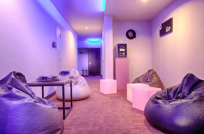 Lounge, The YouniQ Hotel