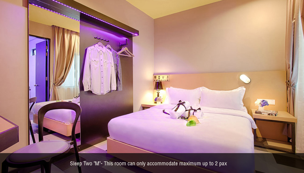 The youniq hotel modern stylish rooms for your stay near for Stylish hotel rooms