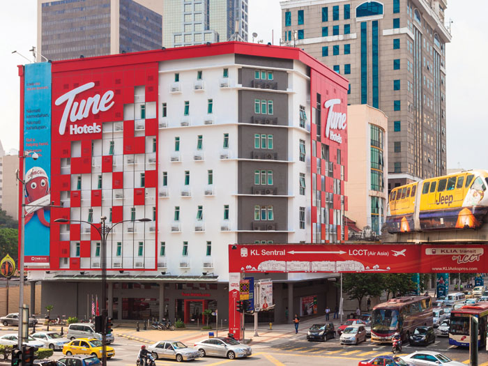 Tune Hotel Downtown KL