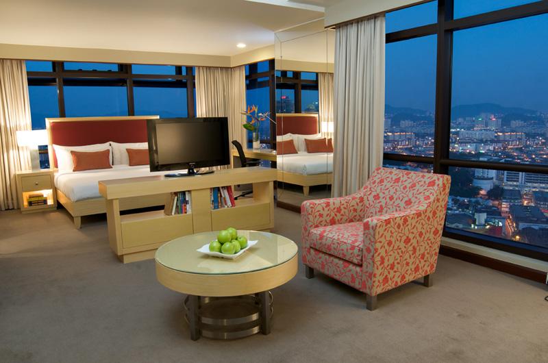 2-Bedroom Suite, Berjaya Times Square Hotel