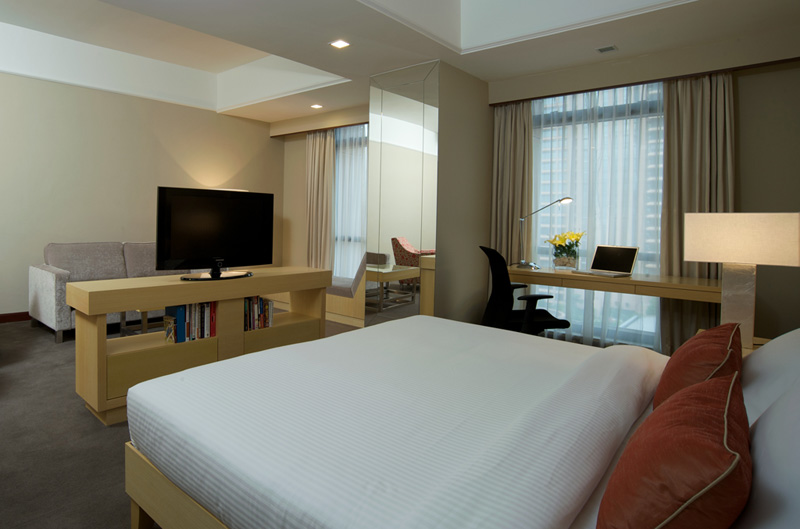 Premier Superior, Berjaya Times Square Hotel