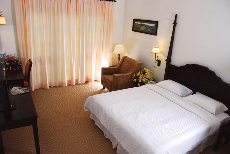 Deluxe King, Hotel De' La Ferns