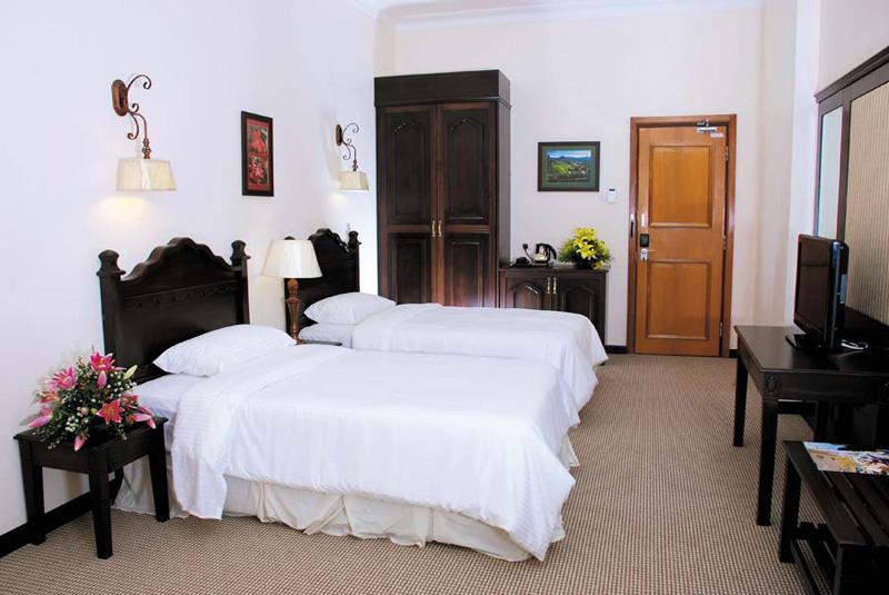 Deluxe Twin, Hotel De' La Ferns