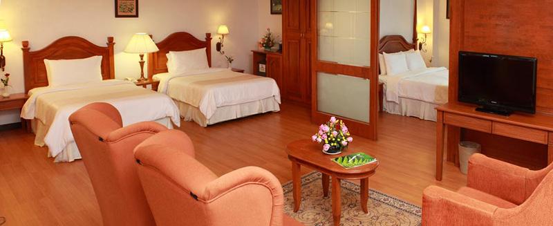 Family Suite, Hotel De' La Ferns