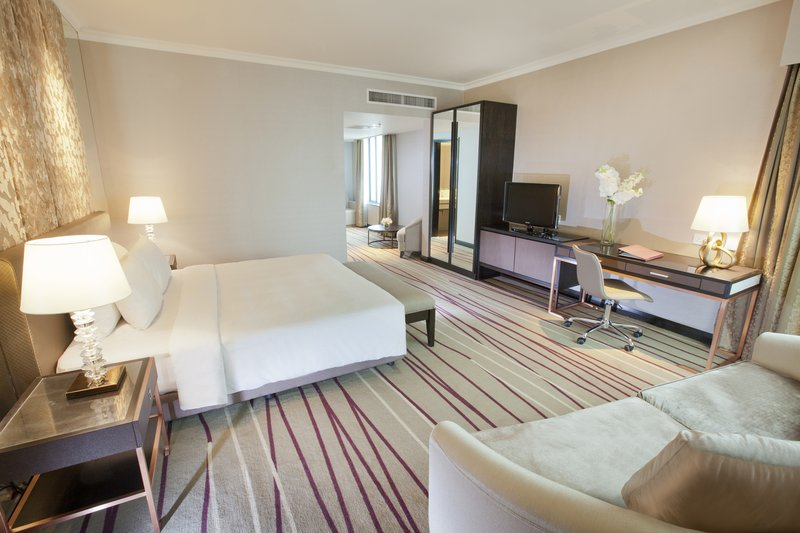 Dorsett Regency Kuala Lumpur Located In The Heart Of