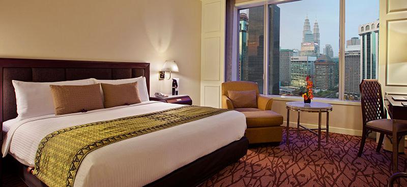 Club Room, Hotel Istana Kuala Lumpur
