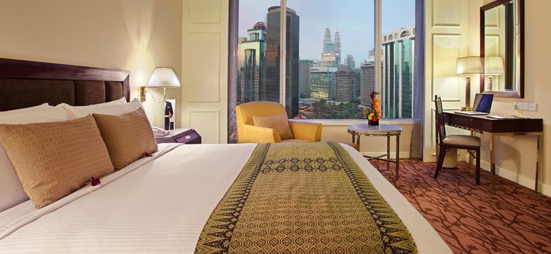 Deluxe Room, Hotel Istana Kuala Lumpur