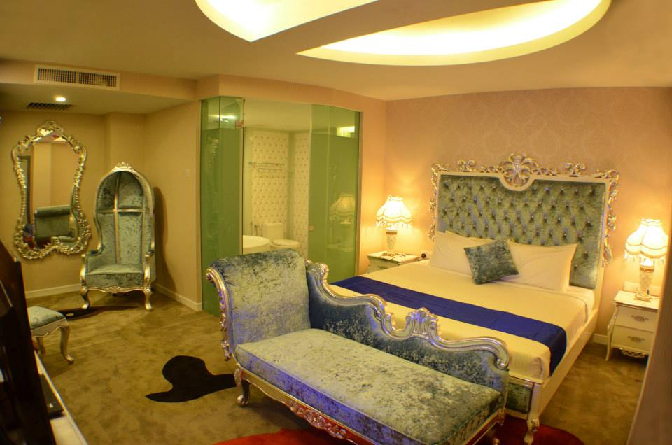 Princess Suite Theme Executive Suite