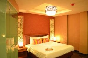 Oriental Charm Premier Room