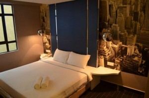City Scape Theme, Superior Room