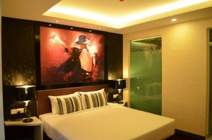 MJ Theme Room