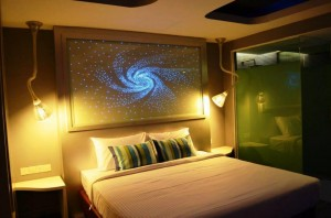 Space Odyssey Theme Room