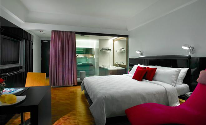 Studio, Hotel Maya, Kuala Lumpur