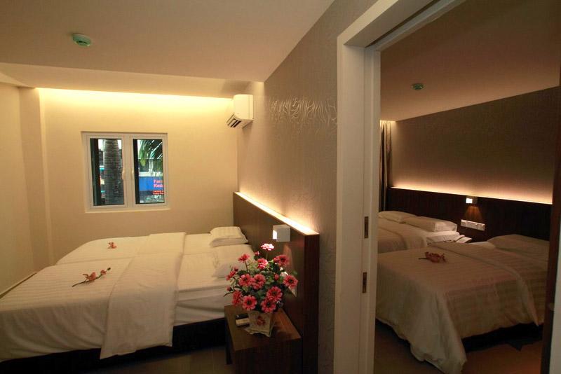 Family en Suite, Tai Ichi Hotel