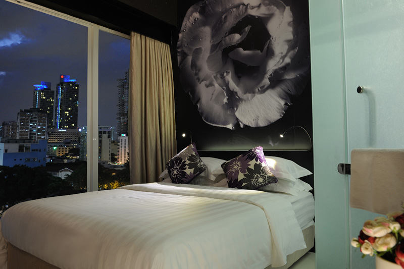 Deluxe Zen Double, Le Apple Boutique Hotel