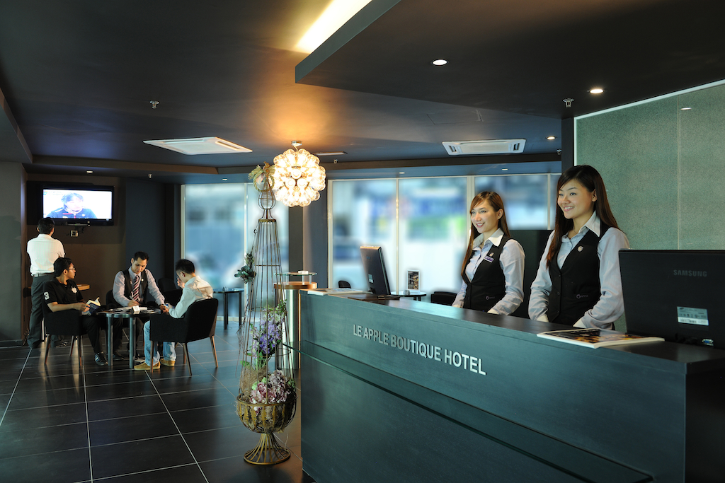 Le Apple Boutique Hotel A Smart Choice For Travelers To