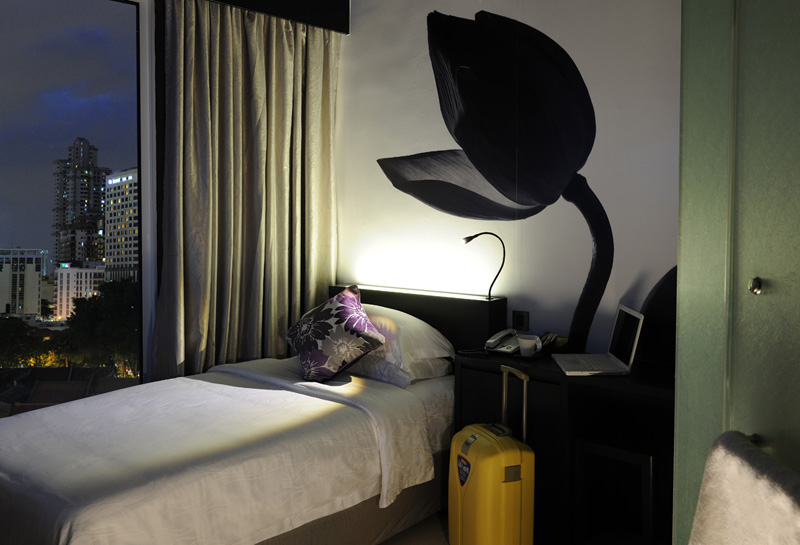Deluxe Zen Single, Le Apple Boutique Hotel