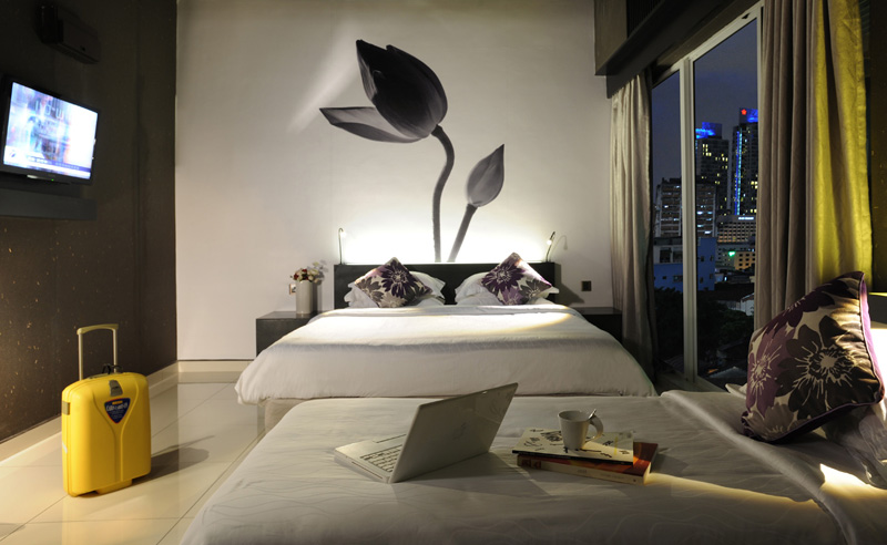 Deluxe Zen Triple, Le Apple Boutique Hotel