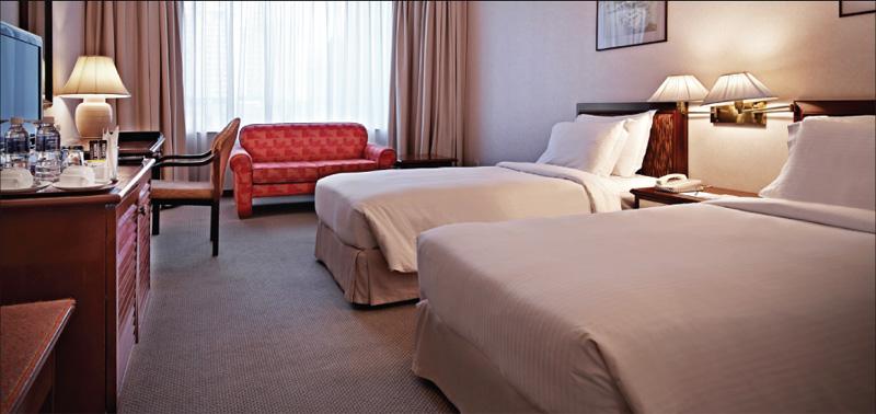 Meliá Guestroom, Melia Kuala Lumpur