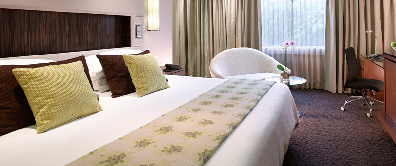 Orchid Club Deluxe Room, PARKROYAL Kuala Lumpur