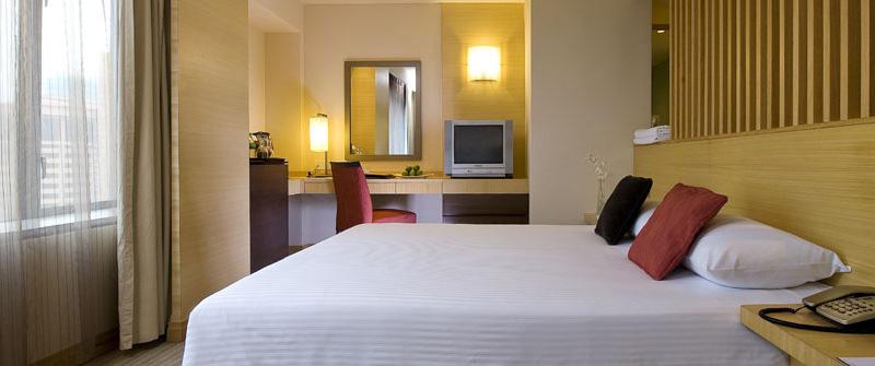 Superior Room, PARKROYAL Kuala Lumpur