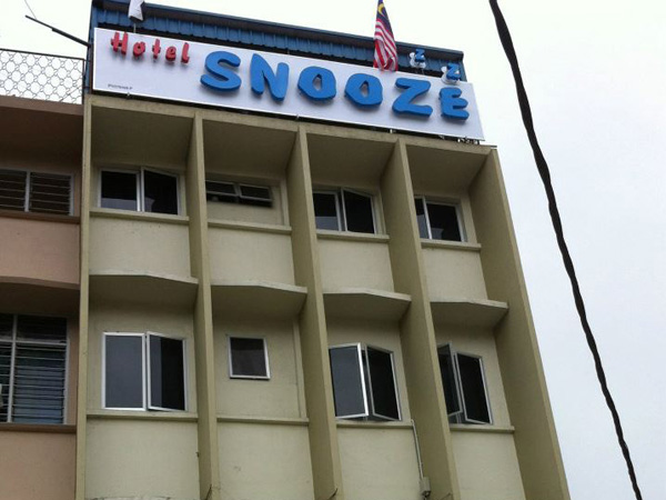 Snooze Hotel, Cameron Highlands