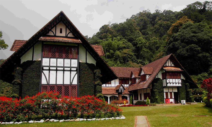 The Lakehouse Hotel, Cameron Highlands