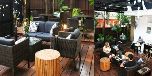 Lobby Lounge, Homestyle Hotel