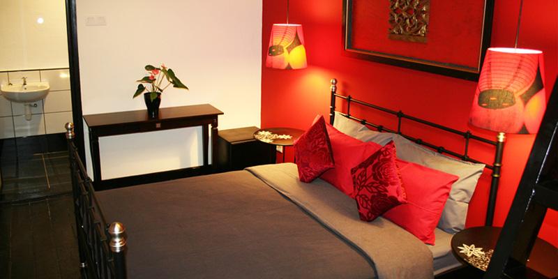 Melaka Peranakan duplex suite, Homestyle Hotel