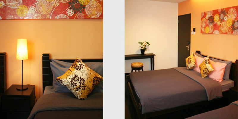 Penang colonial suite, Homestyle Hotel