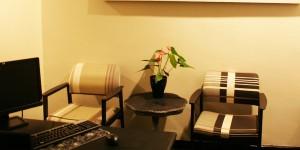 Reception, Homestyle Hotel