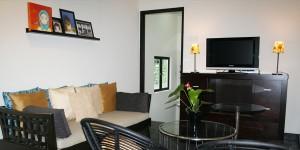 TV Room, Homestyle Hotel