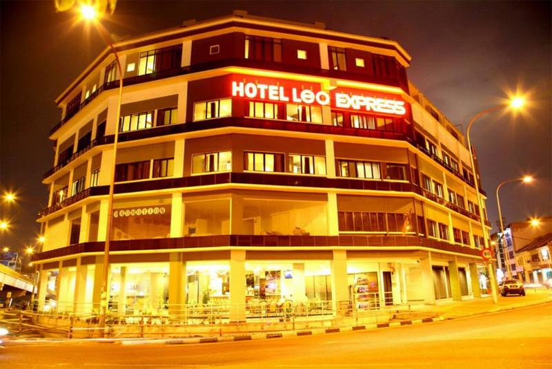 Leo Express Hotel