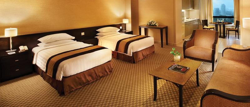 Pacific Deluxe Suite, Pacific Regency Hotel Suites