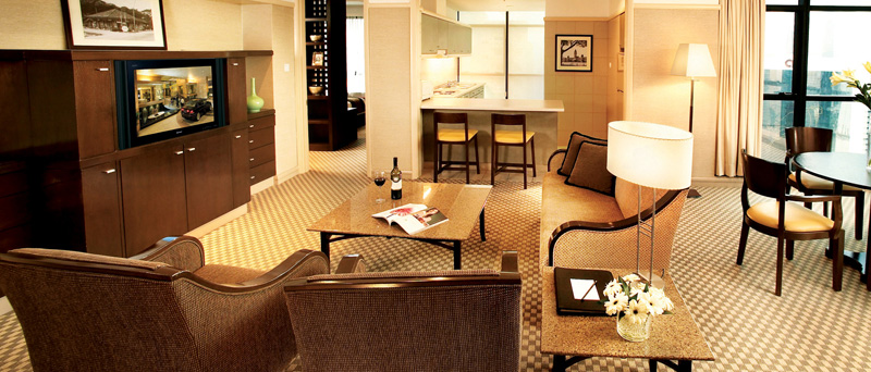 Pacific Executive Suite, Pacific Regency Hotel Suites