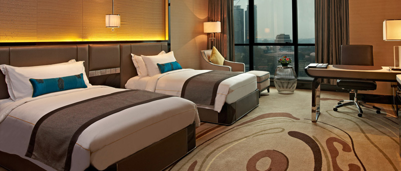 Premium Floor Suites, Pacific Regency Hotel Suites