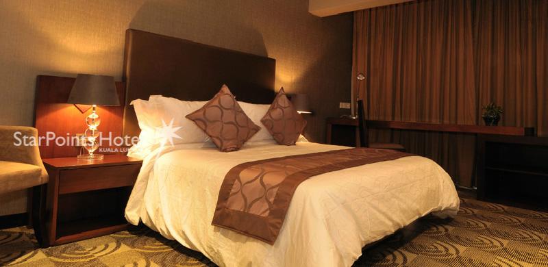Superior Room, StarPoints Hotel Kuala Lumpur