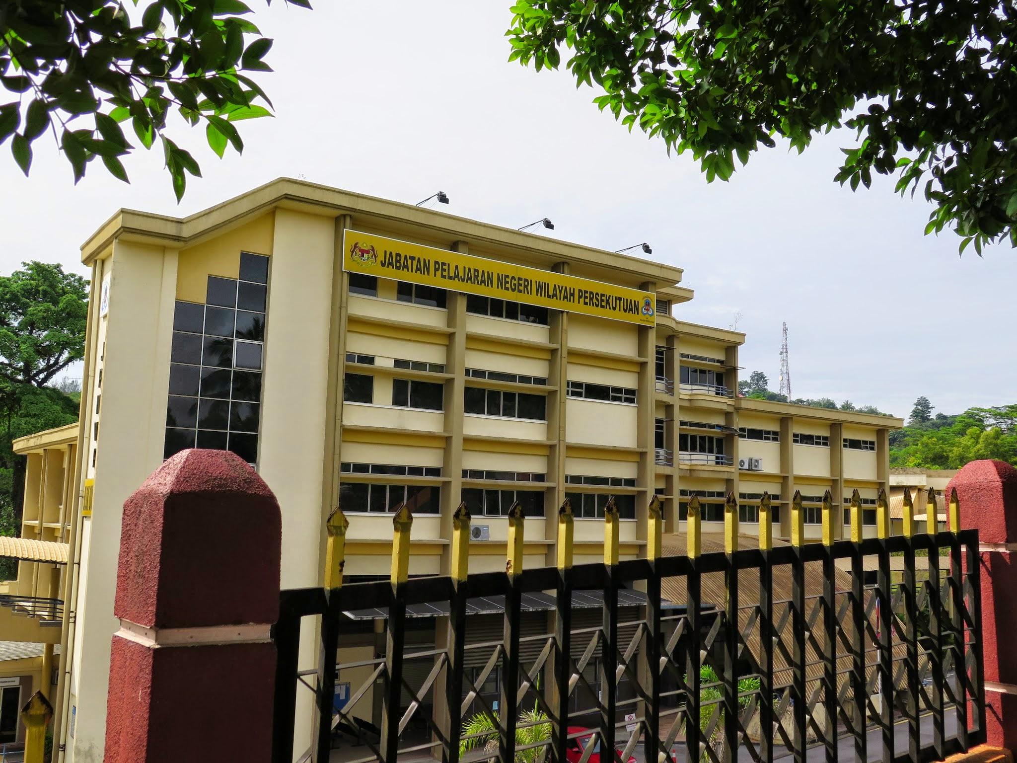 Jabatan Pelajaran Negeri Wilayah Persekutuan