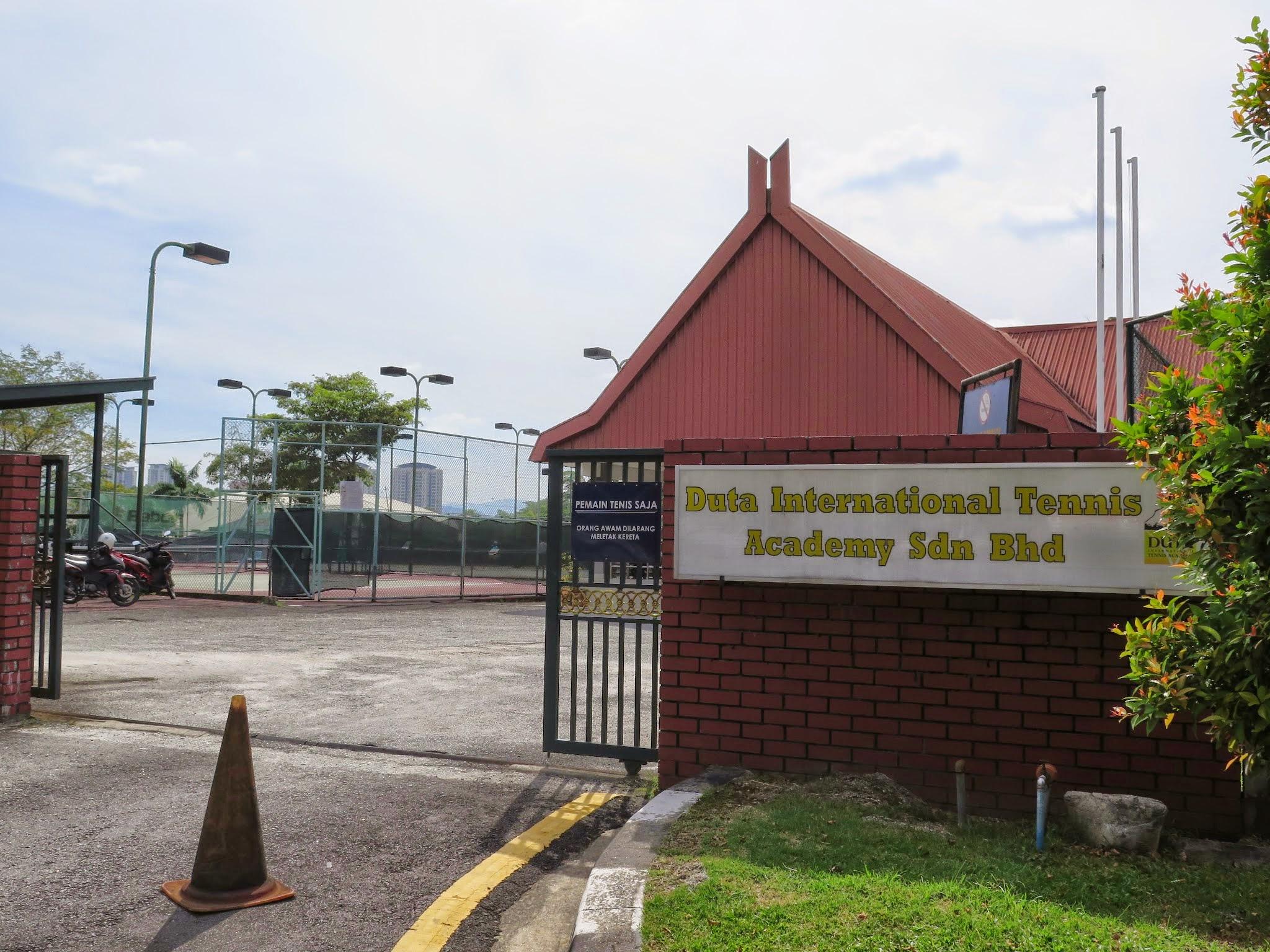 Duta International Tennis Academy