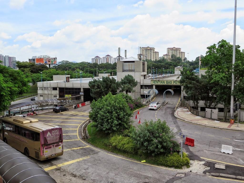 Raja Chulan Monorail station, KL Monorail | Malaysia