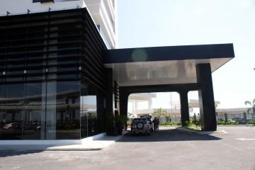 Entrance, Tune Hotel KLIA2