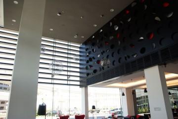 Lobby, Tune Hotel KLIA2