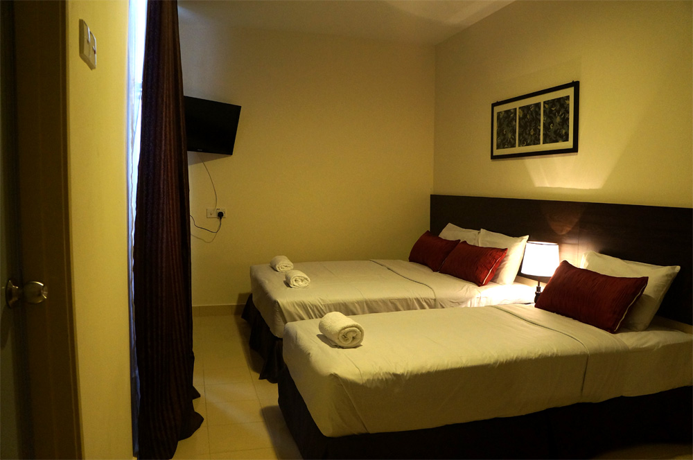 Family Suite, Hotel Seri Raha